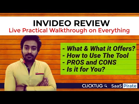 InVideo Review - Online Video Creator AppSumo Lifetime Deal