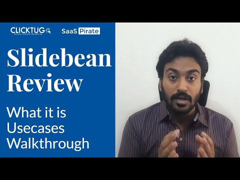 Slidebean Lifetime Deal Review - Premium Presentation App