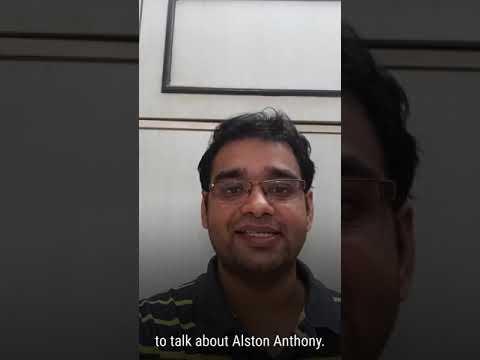 Kaushal Sheth, Founder at XENRION for Alston Antony