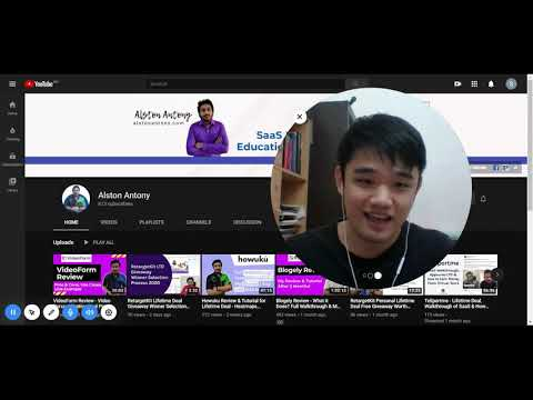 Sky Yap, Founder of Sky SaaS Review, Talks about Alston Antony