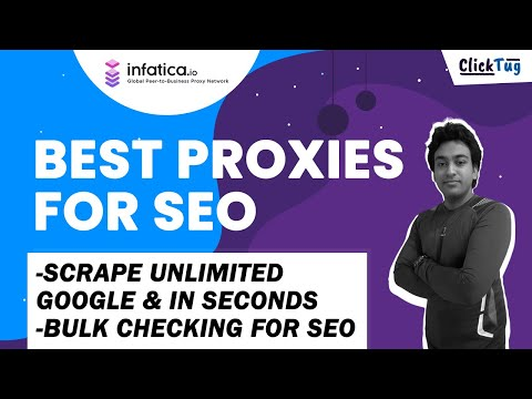Best Proxies For SEO - Infatica Residential Proxy Review - Live Demo & Test