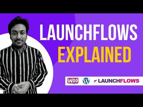 LaunchFlows Review & Tutorial - Lifetime Deal - Minimal WooCommerce Funnel Builder