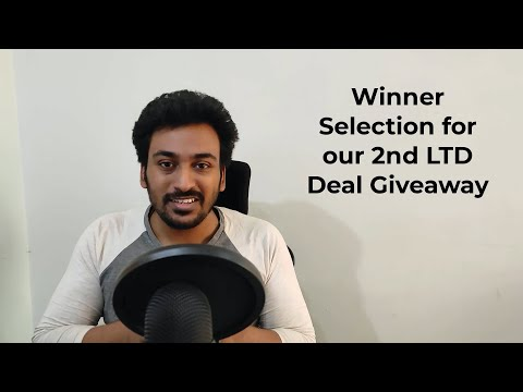 Announcing Winner of Our Crello PRO Lifetime Deal Giveaway