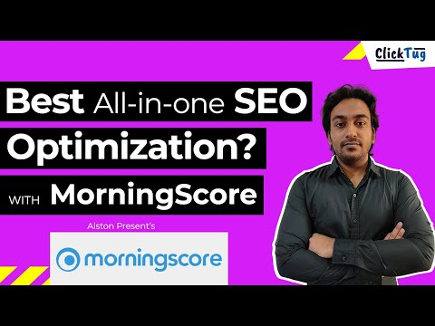 Morningscore Review & Coupon - Best All in One SEO Tool Software?