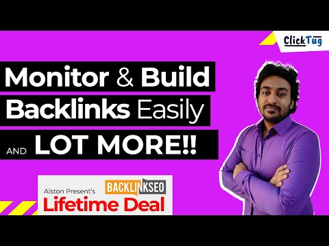 BackLinkSEO Review : Monitor & Outreach Backlinks