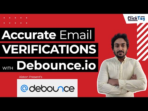 Debounce Review & Discount Code - Email Verification & Validation Service