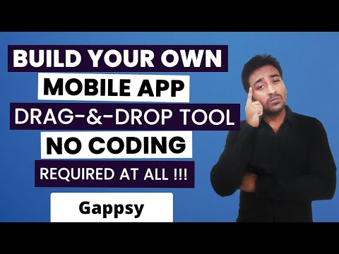 Gappsy Review - Build a Mobile App Without Coding