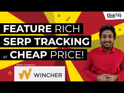 Wincher Rank Tracker - Most Feature Rich Affordable SERP Tracking?
