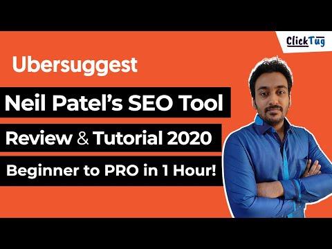 Neil Patel Ubersuggest SEO Tool Review & In-depth Tutorial 2021